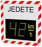 BÁRTEK měřiče rychlosti