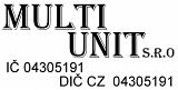 Multi Unit s.r.o.